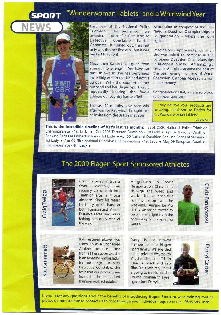 Press Elagen Nov 2009
