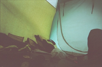 Inside the Tent at JO'G